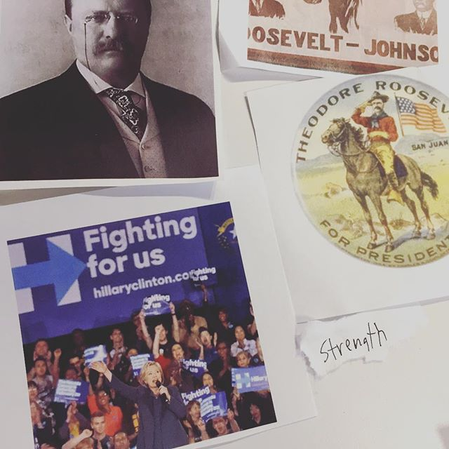 In the @xdmiamioh studio: Election Dissection: the visual rhetoric of politics. #xdmiamioh #wkbnch